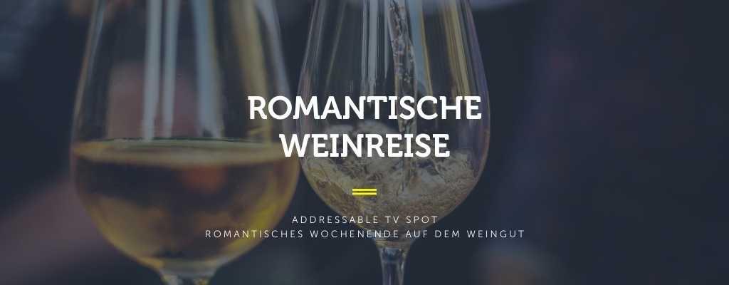 romantische Weinreise