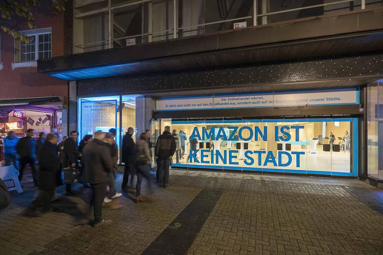 Amazon ist keine Stadt